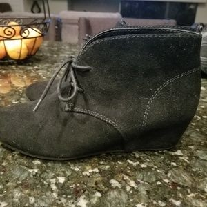 Nine West Shoes - Suede ankle boots